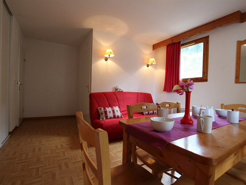 Appartement - 2 pièces cabine - 6 personnes - Puy saint Vincent 1800, holiday rental in Freissinieres