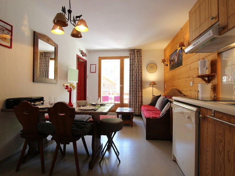 Appartement - 2 pièces - 6 personnes  Pelvoux, location de vacances à Pelvoux