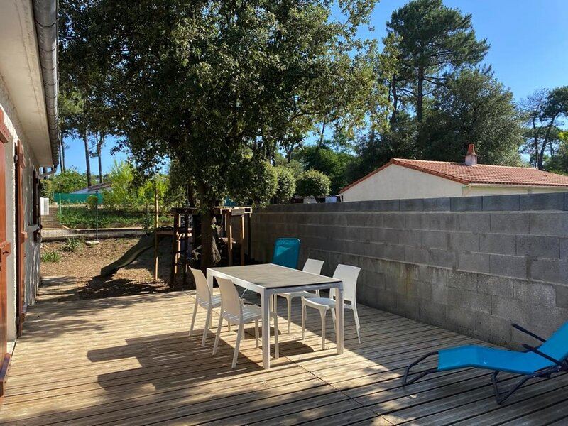 Location Maison Jard-sur-Mer, 3 pièces, 5 personnes, holiday rental in Jard-sur-Mer