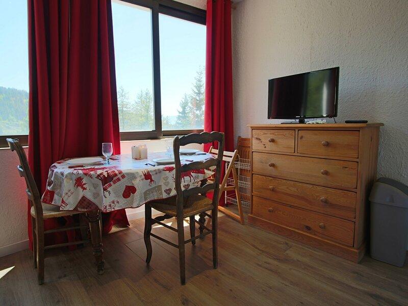 Studio cabine entièrement rénové, très bien équipé et plein Sud, vacation rental in Uriage les Bains