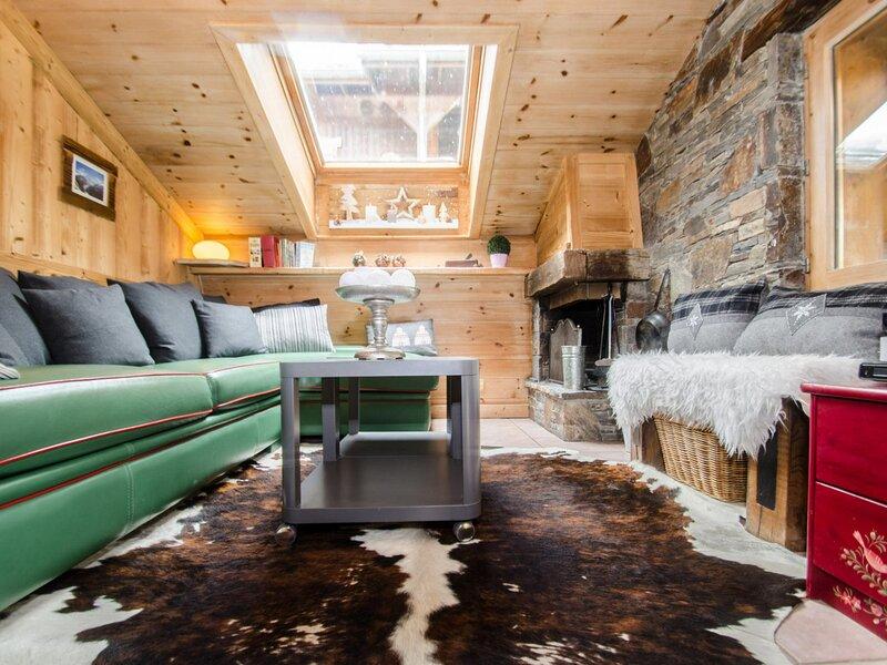 Très joli duplex en rez de jardin pour 4 personnes, alquiler vacacional en Les Praz-de-Chamonix
