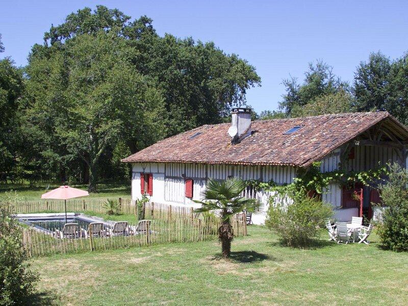 Maison Castandet, location de vacances à Saint-Gor