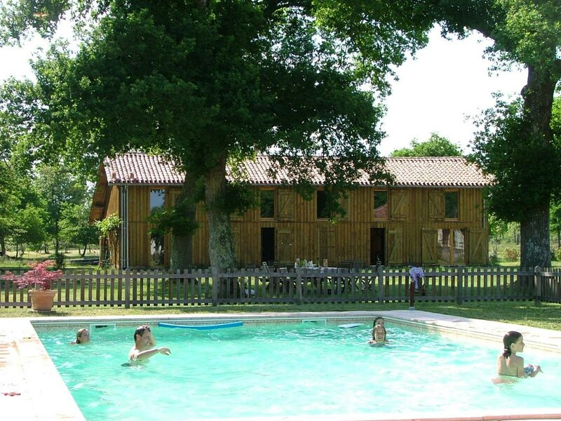 Vieux chêne, holiday rental in Commensacq