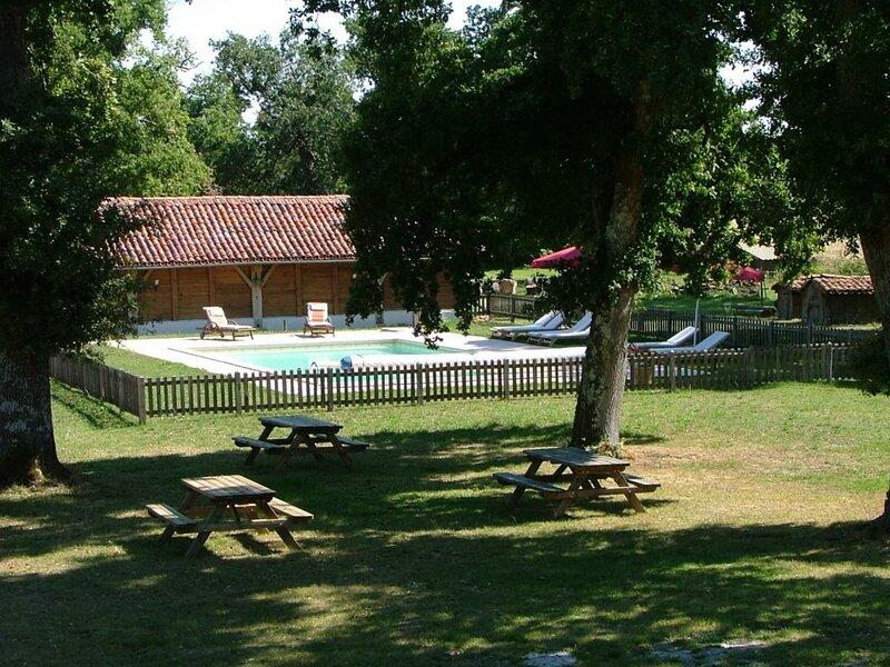 Safranério, holiday rental in Commensacq