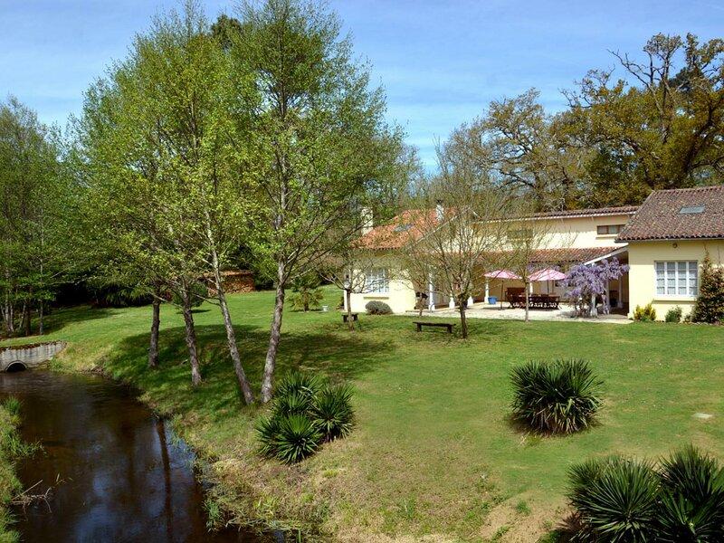 Moulin de Marie, vacation rental in Campet-et-Lamolere