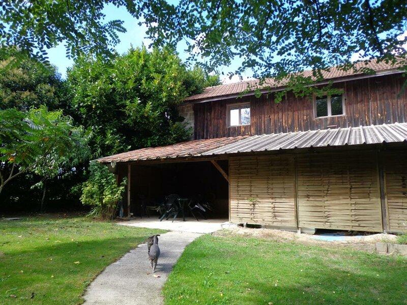 Location Gîte Tartas, 3 pièces, 4 personnes, vacation rental in Poyanne
