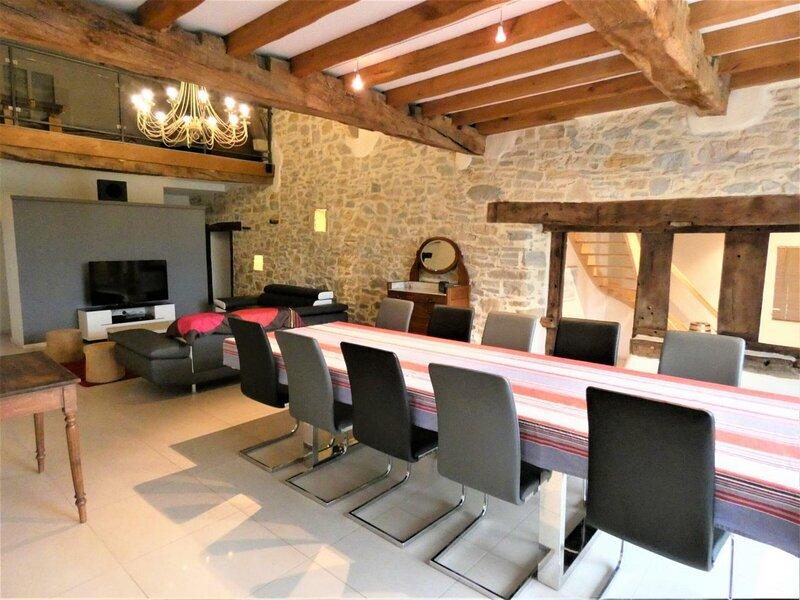 Gîte Hounère - Bis, location de vacances à Saint-Jean-de-Marsacq