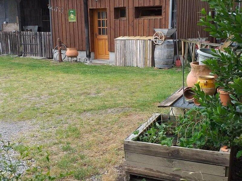 La grange des champs, holiday rental in Gastes