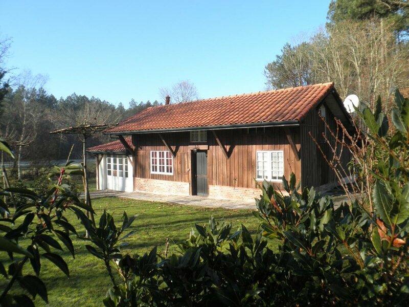 Le Grenier, location de vacances à Rion-des-Landes