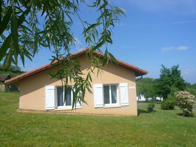 Marensin, holiday rental in Lahosse