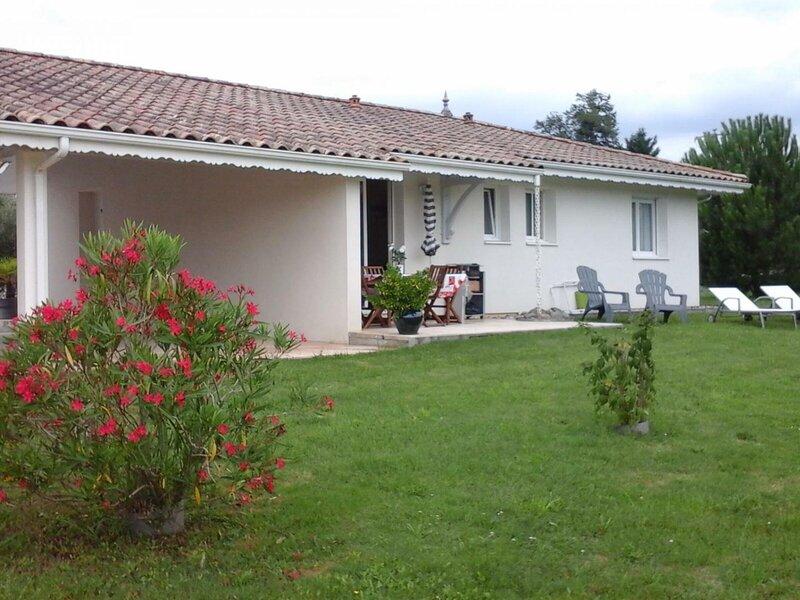 Gîte du carré, holiday rental in Sort-en-Chalosse