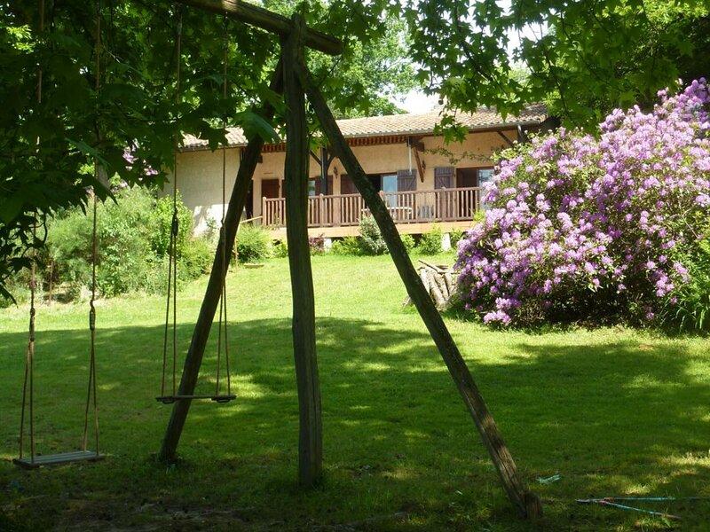 Le Téoulé, holiday rental in Hagetmau