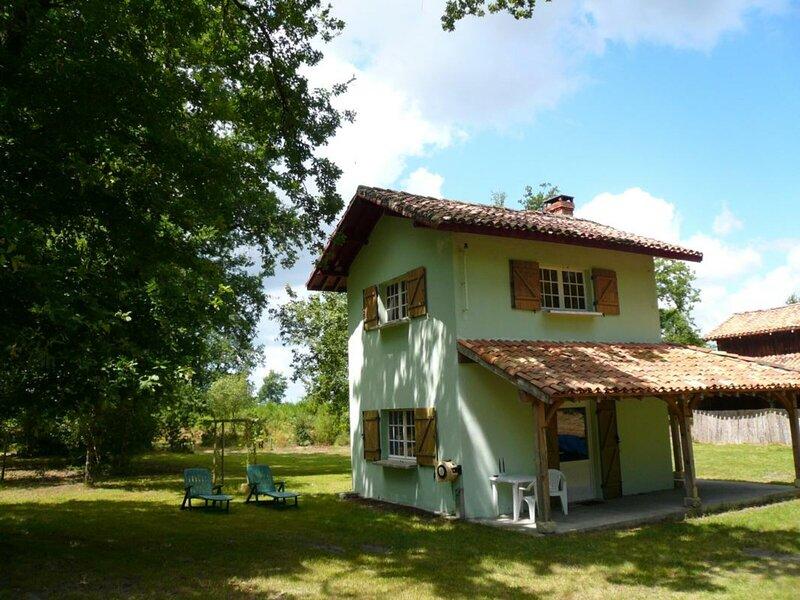 La Preillouze, holiday rental in Commensacq