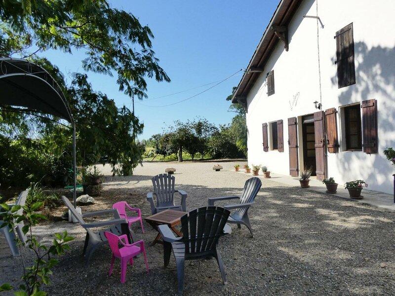 Maison Lacabane, holiday rental in Hagetmau