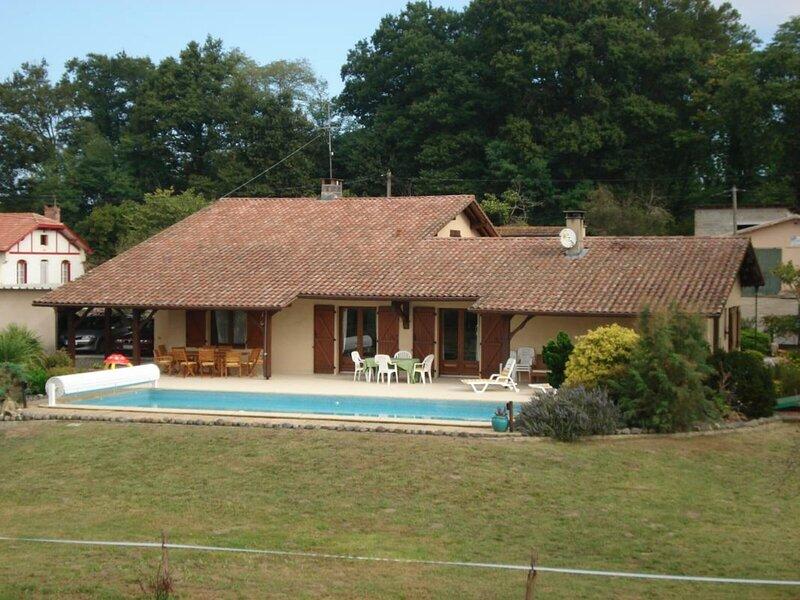 Maison Dailhen, holiday rental in Sort-en-Chalosse