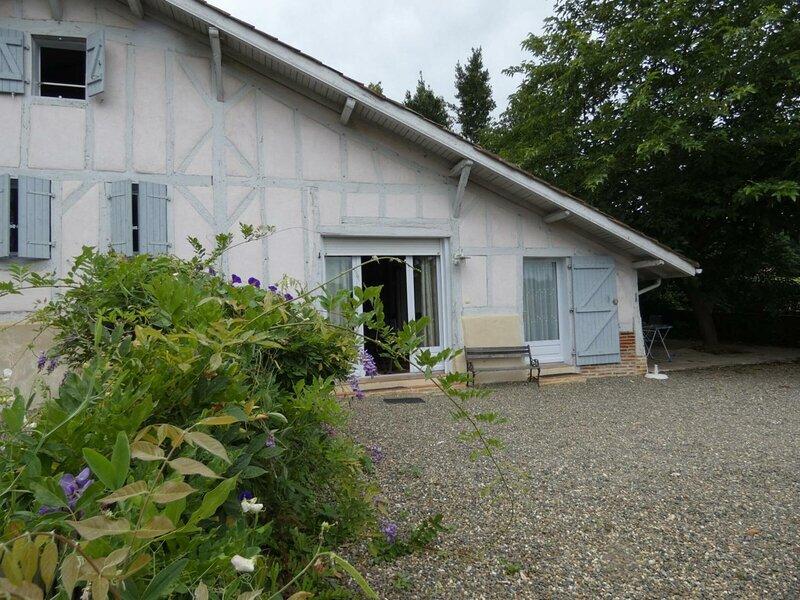 Grand Rimbez, holiday rental in Lahosse