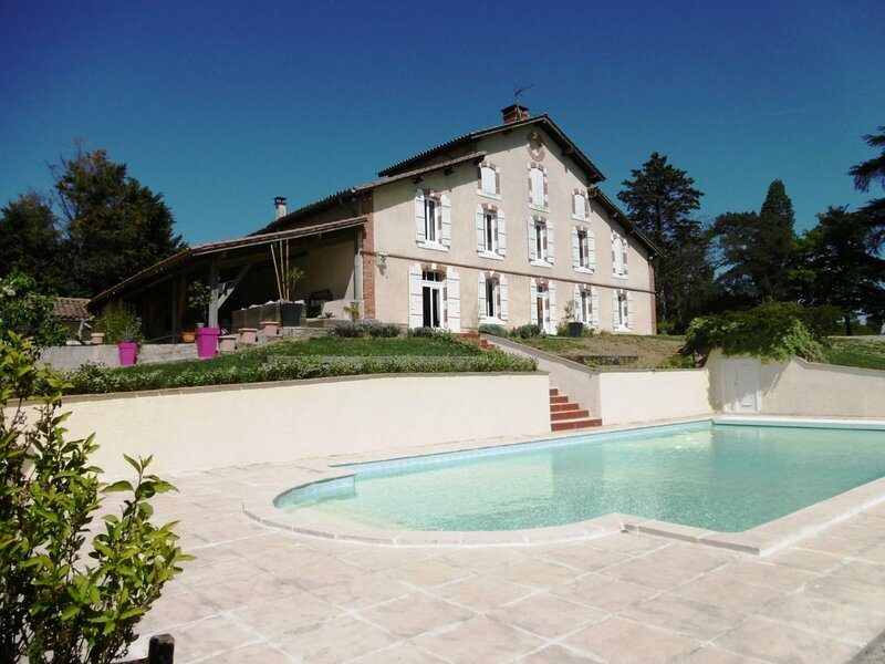 Location Gîte Gabarret, 5 pièces, 8 personnes, location de vacances à Saint-Gor