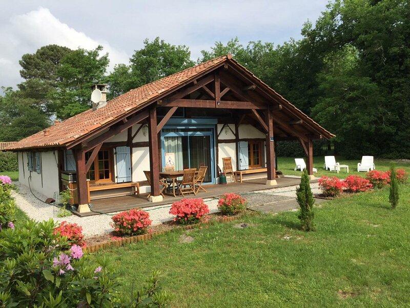 Gîte de Pedelay, holiday rental in Labrit