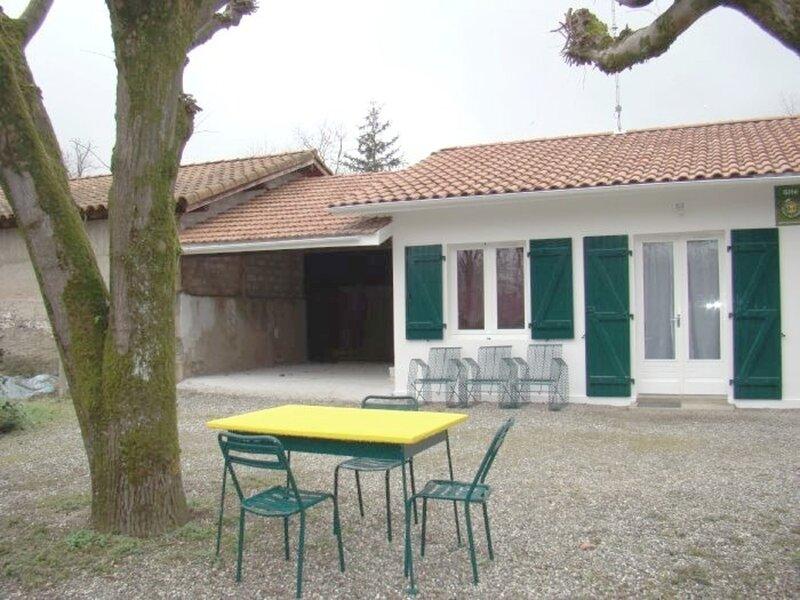 Location Gîte Pontonx-sur-l'Adour, 3 pièces, 4 personnes, location de vacances à Rion-des-Landes