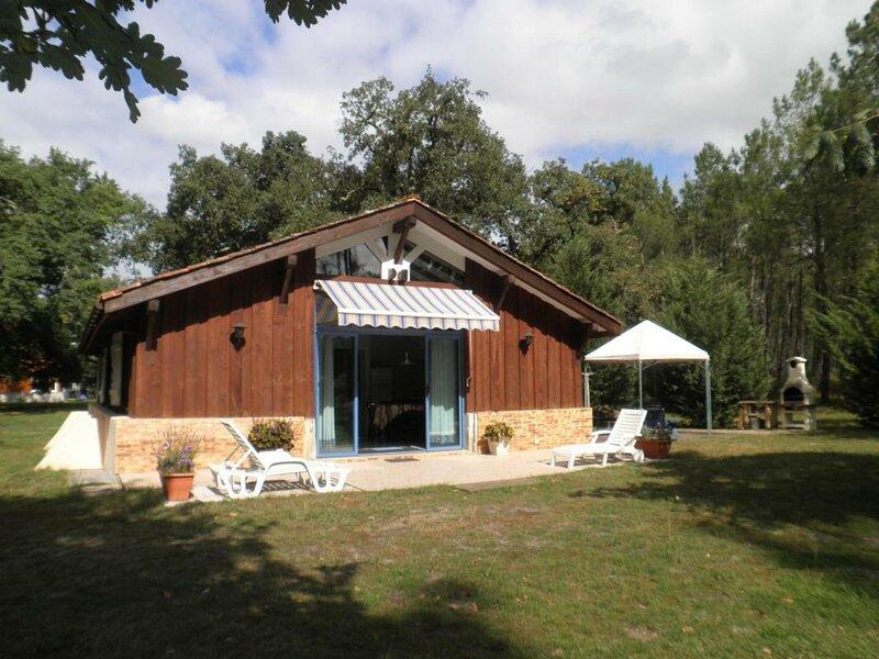 Location Gîte Onesse-Laharie, 4 pièces, 6 personnes, location de vacances à Rion-des-Landes