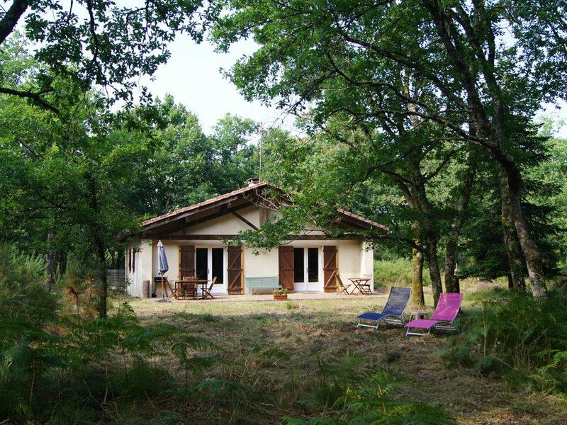 L'ariou, holiday rental in Bias