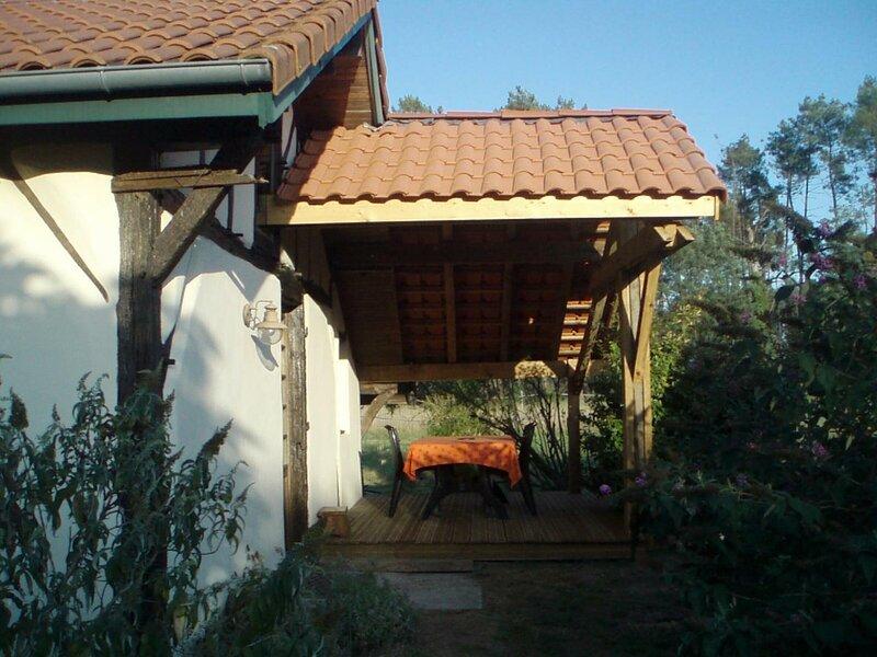 Petit Tachette, location de vacances à Castets
