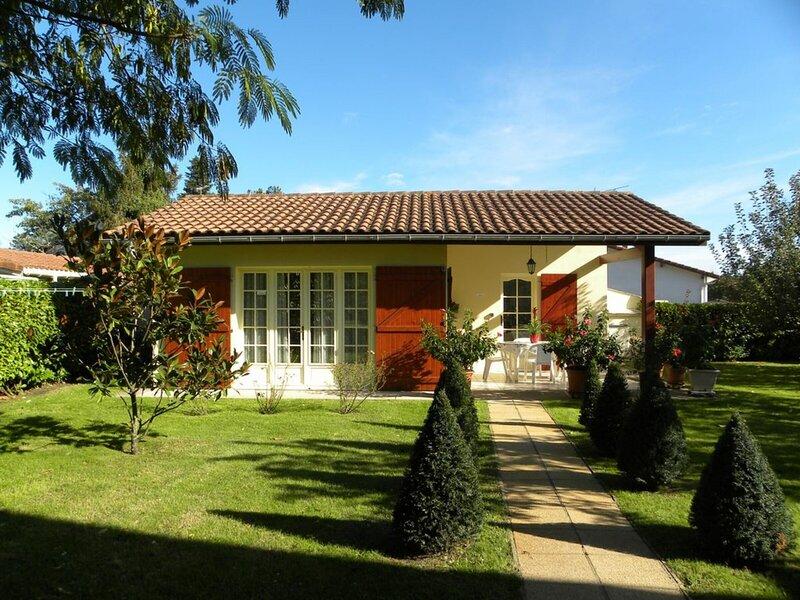 Casita Luisa, holiday rental in Soustons