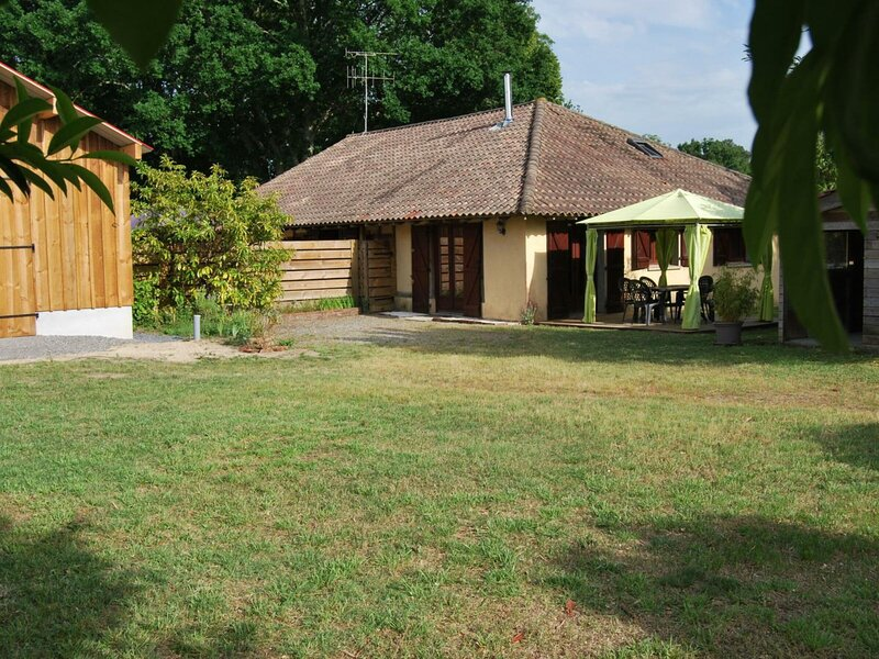 Location Gîte Soustons, 3 pièces, 4 personnes, holiday rental in Soustons