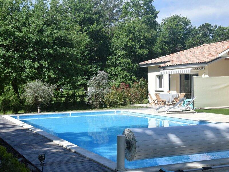 La villa GUIROSSE, holiday rental in Pontenx-les-Forges