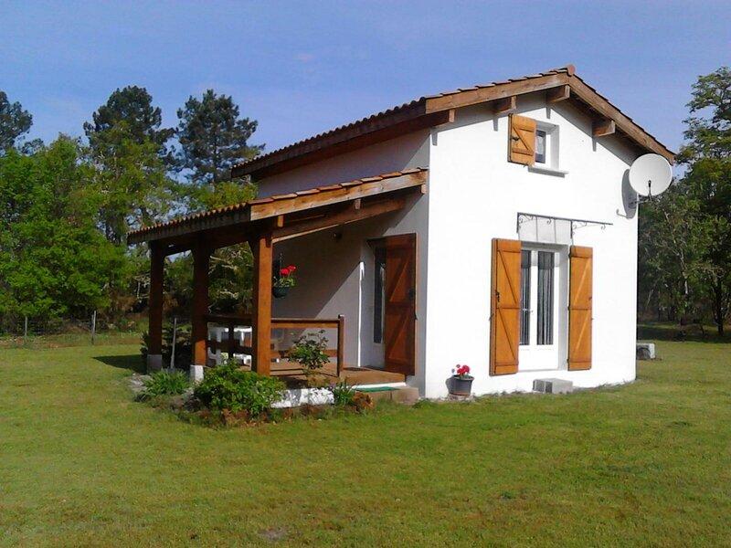 Gîte Braneyres, holiday rental in Labrit