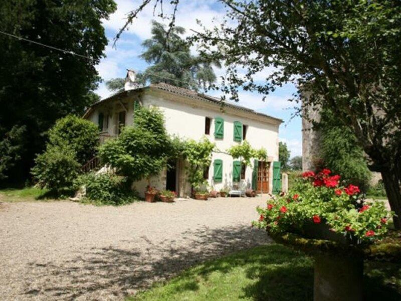 La Buanderie, holiday rental in Lahosse