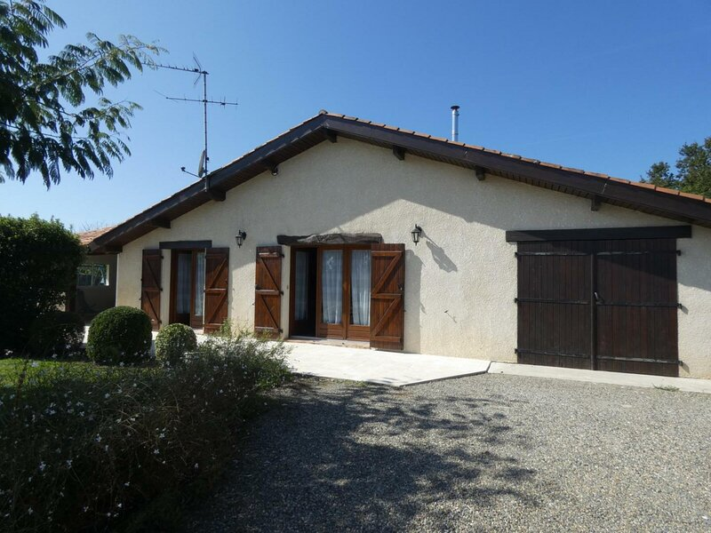 L'étape, holiday rental in Lahosse