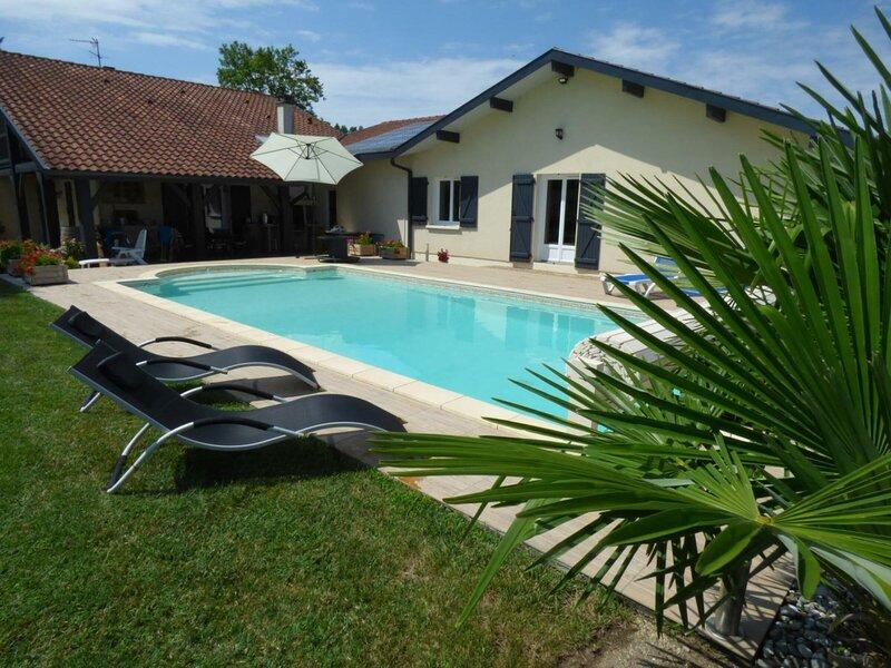 Gîte A Nouste, location de vacances à Saint-Jean-de-Marsacq
