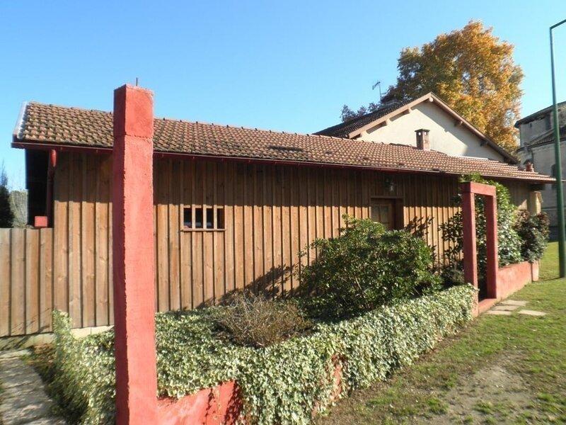 L'Atelier Bois, location de vacances à Saint-Gor