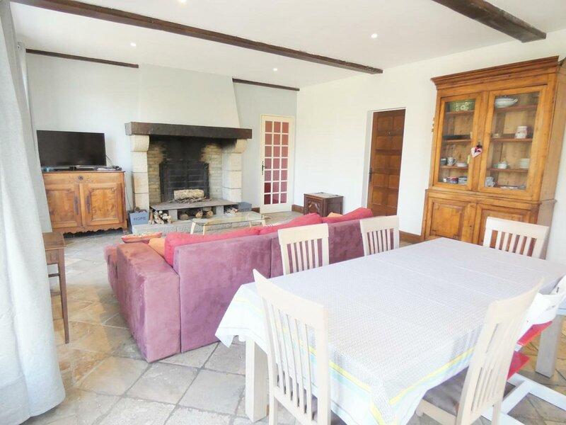 Villa Magdalena, holiday rental in Saubrigues