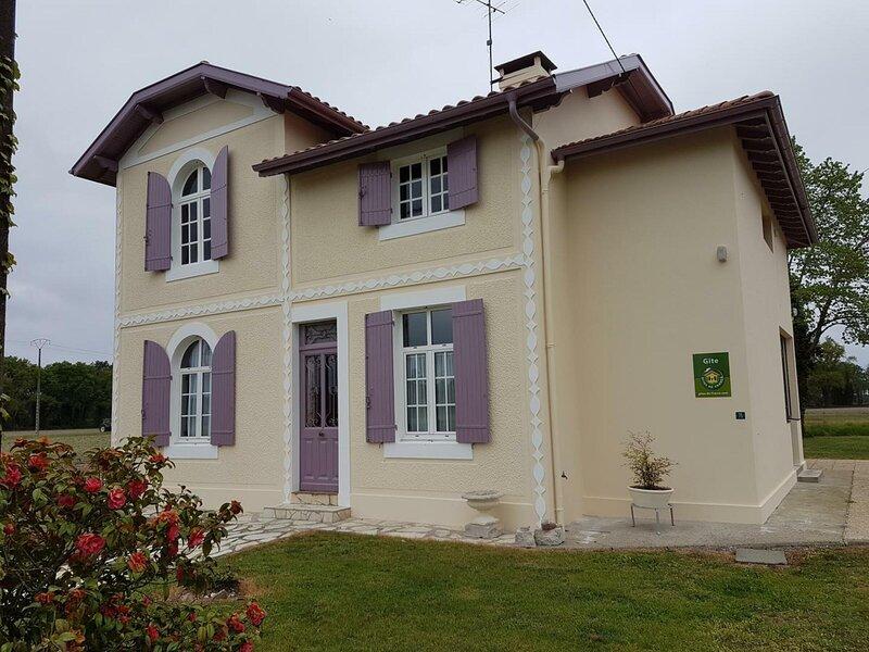 Gite Baume, location de vacances à Castets