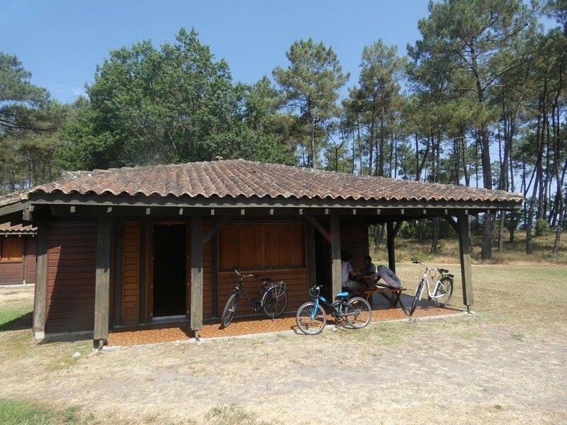 Location Gîte Pissos, 1 pièce, 2 personnes, holiday rental in Commensacq