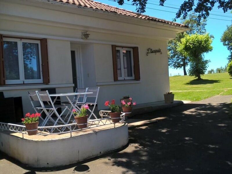 L'Escapade, holiday rental in Clermont