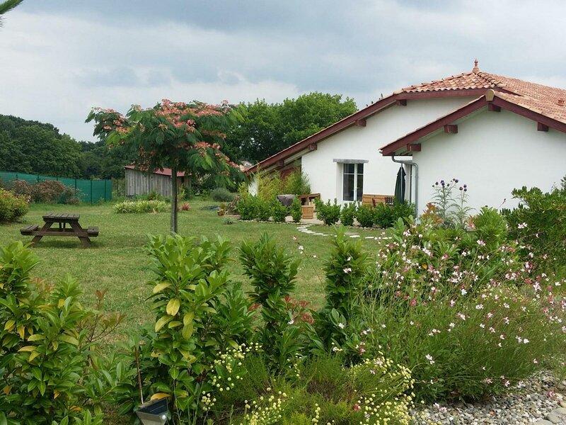 Maison Azu, location de vacances à Saint-Jean-de-Marsacq