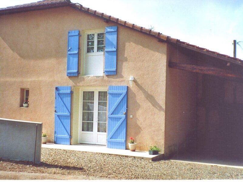 Maison Camé - Le Chai, location de vacances à Amou