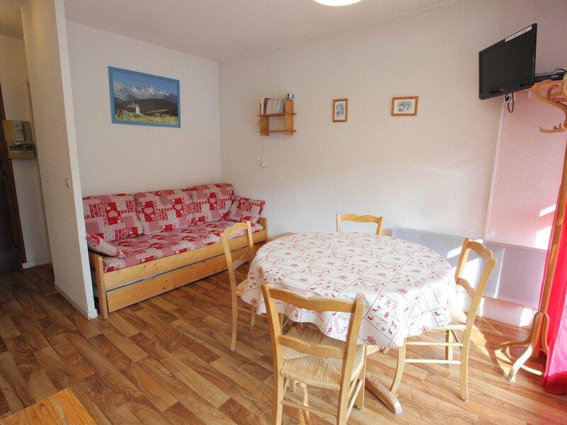 4 pers. 27 m² 4ème étage Sud-Ouest, location de vacances à Fontcouverte-la-Toussuire