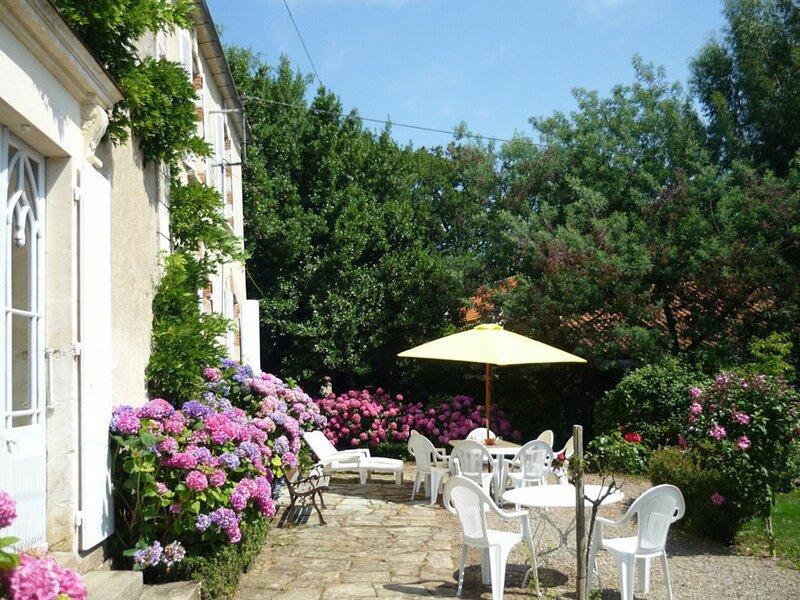 Le Logis, location de vacances à La Boissière-des-Landes