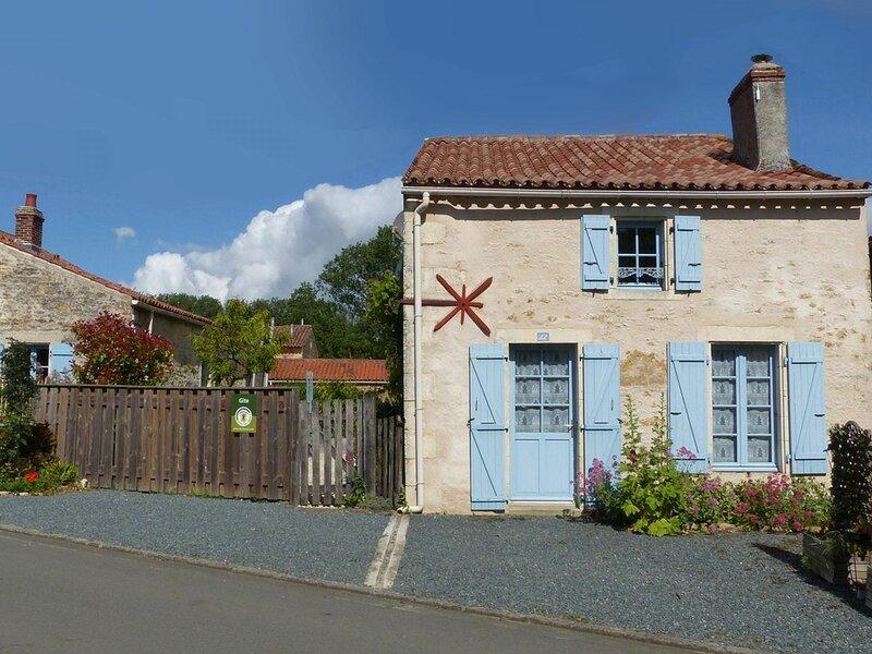 Au Clair du Soleil, alquiler de vacaciones en Saint-Juire-Champgillon