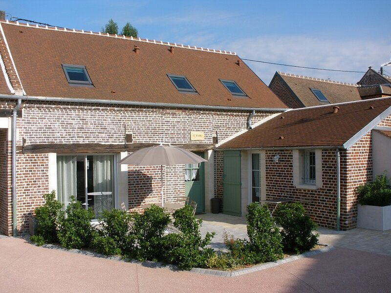 L'étable, holiday rental in Pronleroy