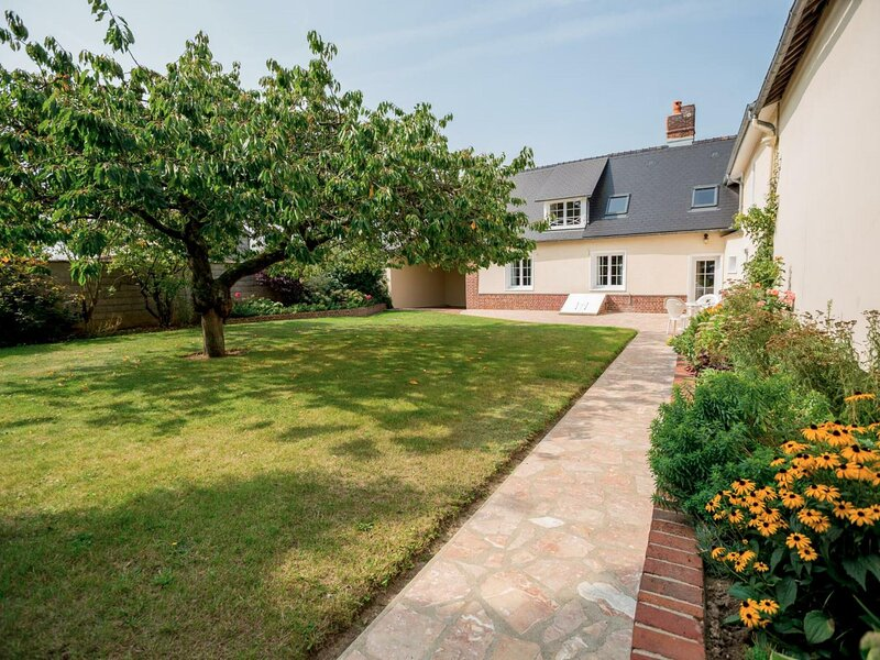 Le Jacobus, vacation rental in Esclainvillers