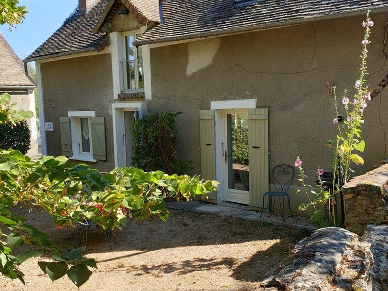 Les Tilleuls, holiday rental in Villemeux-sur-Eure