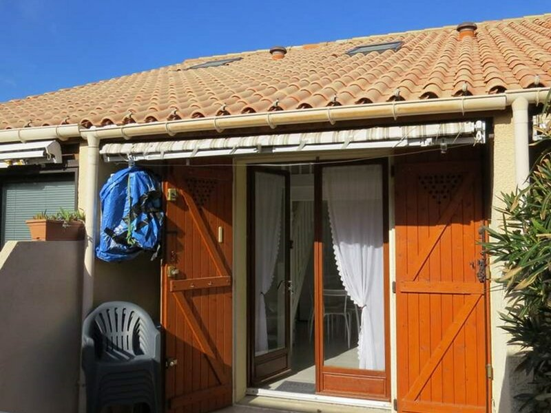 Superbe maisonnette proximité Plage avec Parking privé  4HAW444 – semesterbostad i Port Leucate