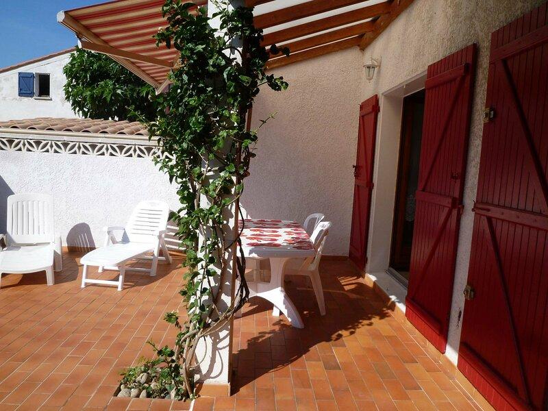 TORREILLES PLAGE - 6 pers, 45 m2, 3/2, vacation rental in Saint-Laurent-de-la-Salanque