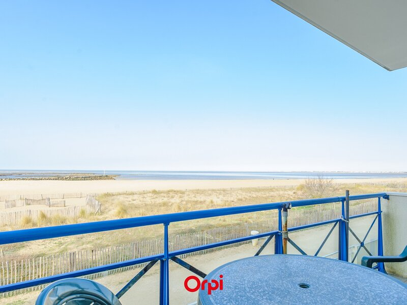 FRONT DE MER. Appartement 4 Personnes, Terrasse, Wifi, holiday rental in Chatelaillon-Plage