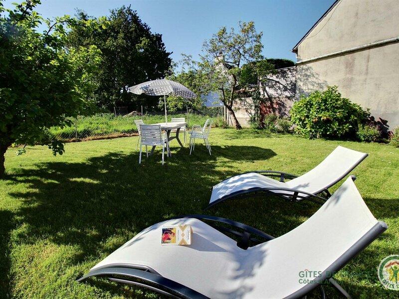 La Lande Baston, holiday rental in Lezardrieux